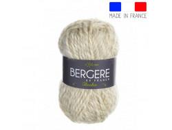 Fil Alaska Bergère de France 50% Acrylique 50% Laine peignée