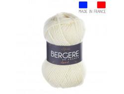 Fil Sport - Bergère de France 51% Laine peignée 49% Acrylique