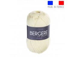 Fil Idéal - Bergère de France 40% Laine peignée 30% Acrylique 30% Polyamide