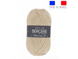 Fil Merinos 2.5 - Bergère de France 100% Merinos