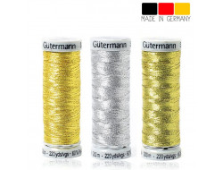 Fil SULKY Metallic - Gütermann