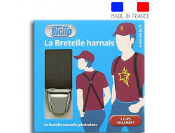 Bretelle BICLIP adulte
