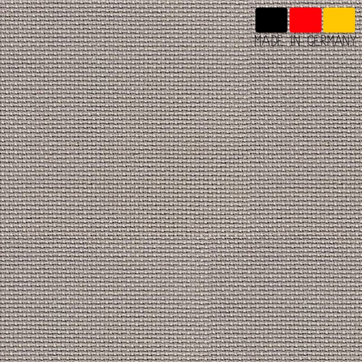 Toile à broder - Aïda fine - Zweigart - Gris perle
