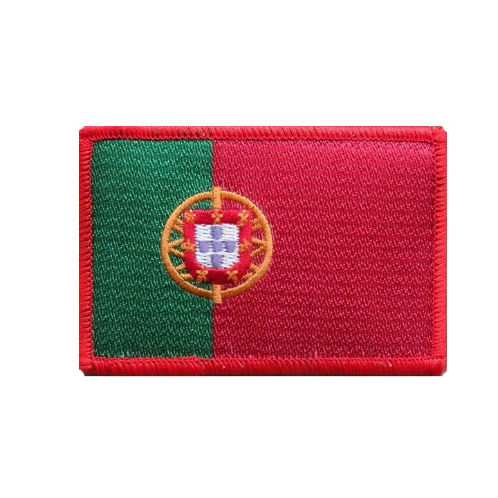 Écusson thermocollant - drapeau Portugal