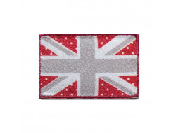 Écusson thermocollant - drapeau anglais