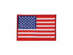 Écusson thermocollant - drapeau USA