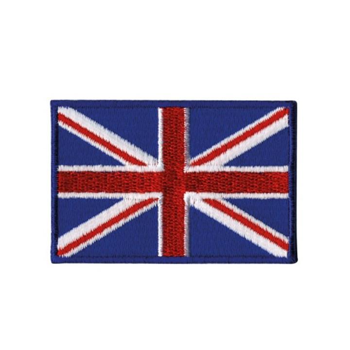 Écusson thermocollant drapeau Grande Bretagne