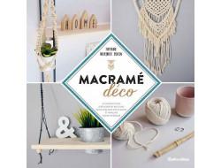 Macramé Déco - 18 compositions