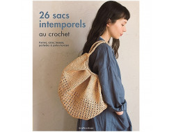 26 sacs intemporels au crochet