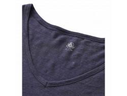 T-shirt Petit Bateau - 100% lin