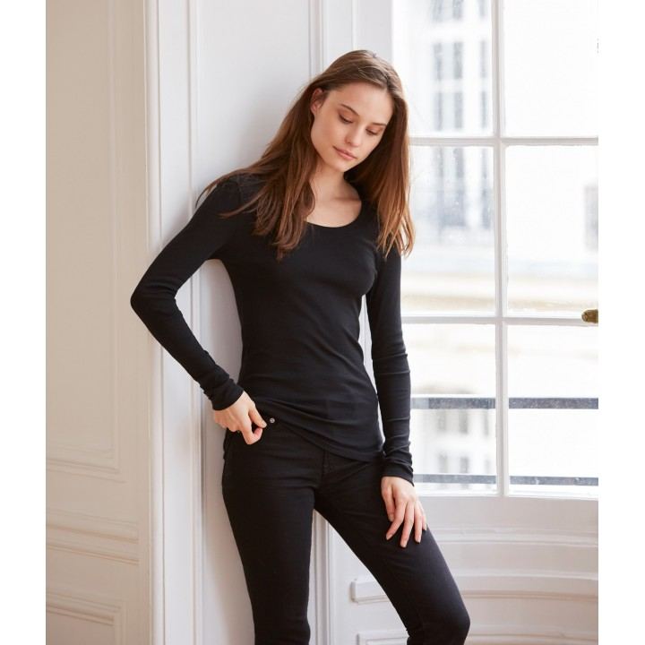 T-shirt Petit Bateau - Coton léger