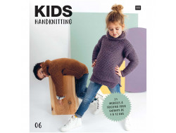 Kids Handkitting 06 - Rico Design