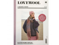 Catelogue Lovewool N°7 - Rico Design