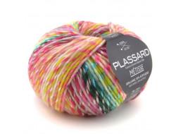 Fil Métisse Plassard - 50% laine, 50% acrylique