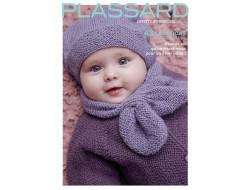 Magazine tricot N°140 Layette intemporel - Laines Plassard