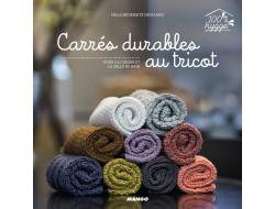 Carrés durables au tricot