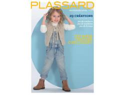 Magazine tricot N°142 Nouveautés Hiver - Laines Plassard