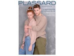 Magazine tricot N°141 Nouveautés Hiver - Plassard