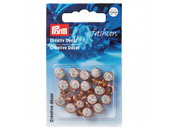 Strass rose gold en 5/7 mm - Prym