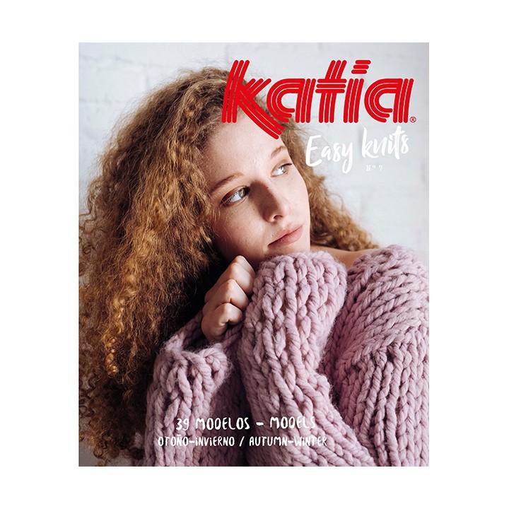 Catalogue Katia n°7 - Easy Knits