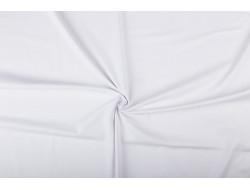 Tissu jersey elastane Blanc