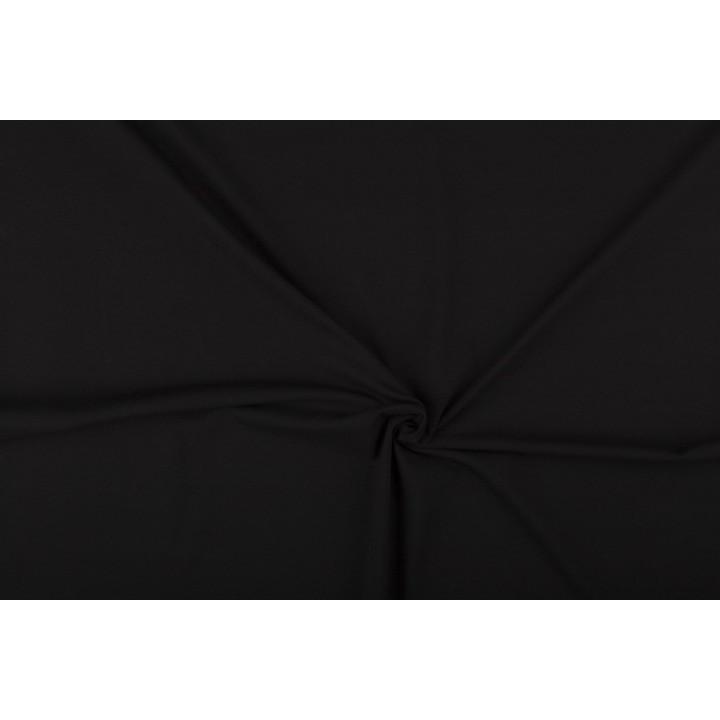 Tissu jersey Noir