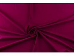 Tissu coton Rose magenta