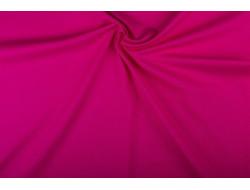 Tissu coton Rose fuschia