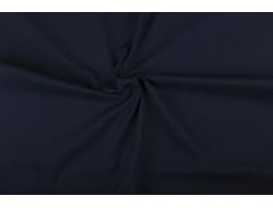 Tissu coton Bleu marine