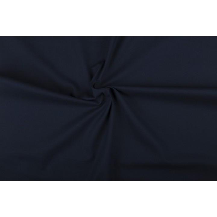 tissu coton marine mercerie floriane. Black Bedroom Furniture Sets. Home Design Ideas