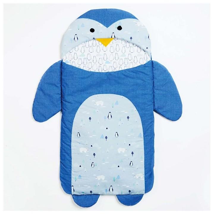 Patron Katia - Sac Pingouin