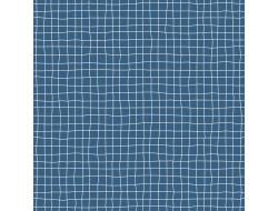 Tissu popeline Northscape Grid, Katia fabrics
