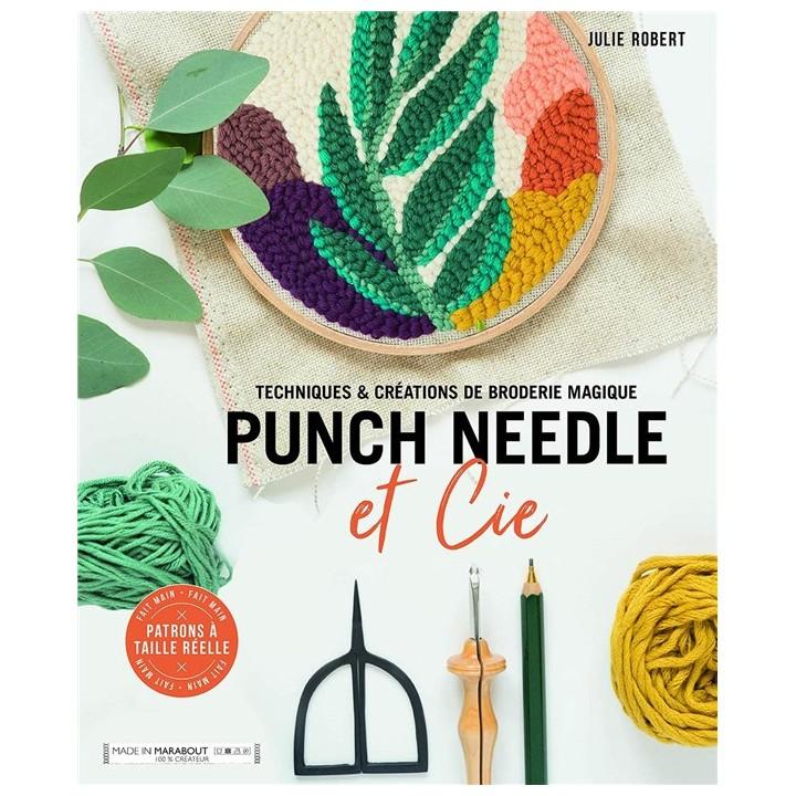 Punch Needle et Cie - Julie Robert