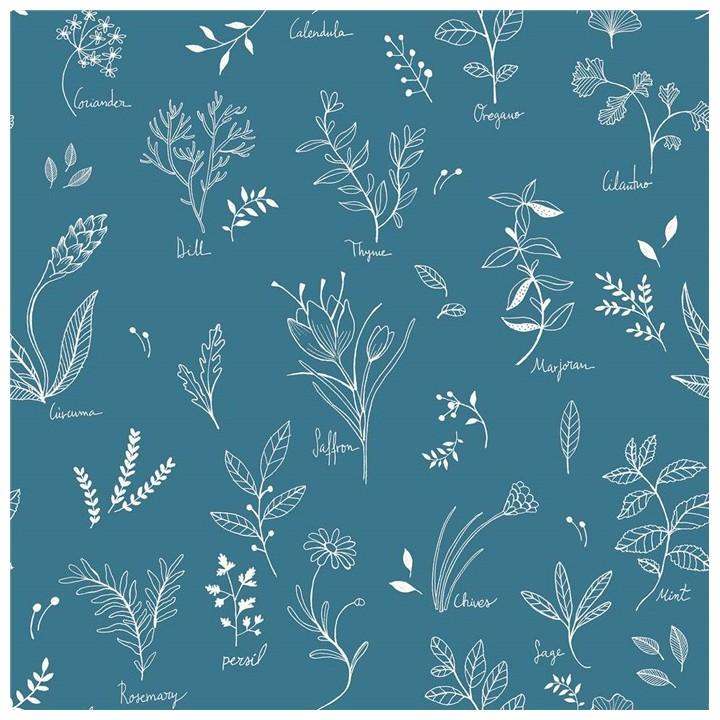 Tissu popeline de coton Local Herbs - Katia Fabrics