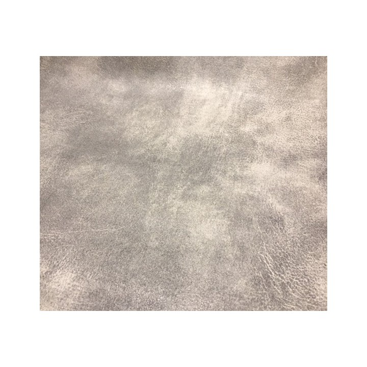 Tissu simili cuir - gris Ardoise