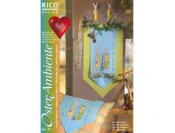 91 - Ambiance de Pâques - Rico Design