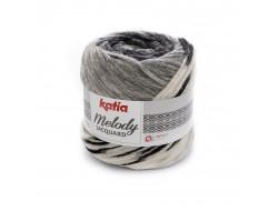 Fil Melody Jacquard (100 gr) Katia - 90% Laine 10% Polyamide