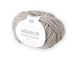 Fil Alpaca Blend Chunky Rico 50% Acrylique 30% Laine vierge 20% Alpaga