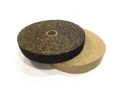 Sangle coton métallisée - 30 mm