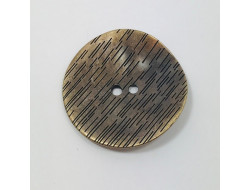 Bouton bronze
