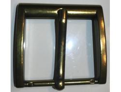 Boucle de ceinture métal bronze