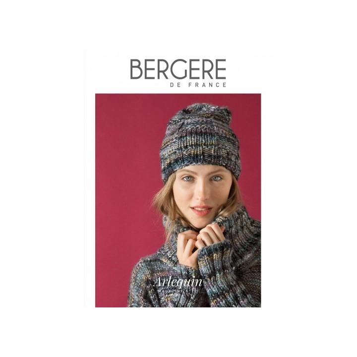 """Magazine. n°22 """"Arlequin"""" - Bergère de France"""