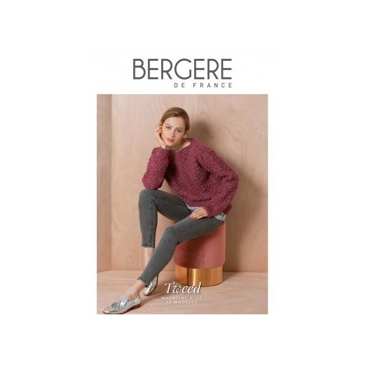 "Magazine. n°23 ""Tweed"" - Bergère de France"