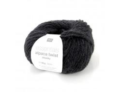 Fil Essentials Alpaca Twist Chunky - 50% Alpaga 35% acrylique 15% laine - Rico