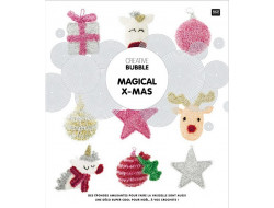 Livre creative Bubble MAGICAL X-MAS - Rico