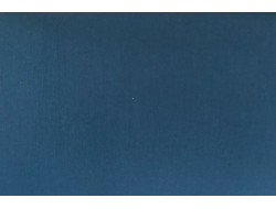 Tissu Gabardine bleu pétrol