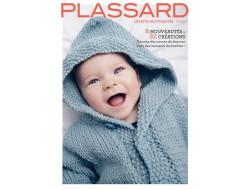 Magazine tricot N°146 - Layette nouveautés - Laines Plassard