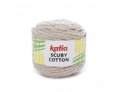 Fil Scuby Cotton (200 gr) - 50% coton 50% Polyester - Katia