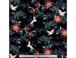 Tissu Jersey imprimé Stenzo Japanese Bi