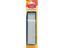 Etui mines pour crayon craie - Blanc
